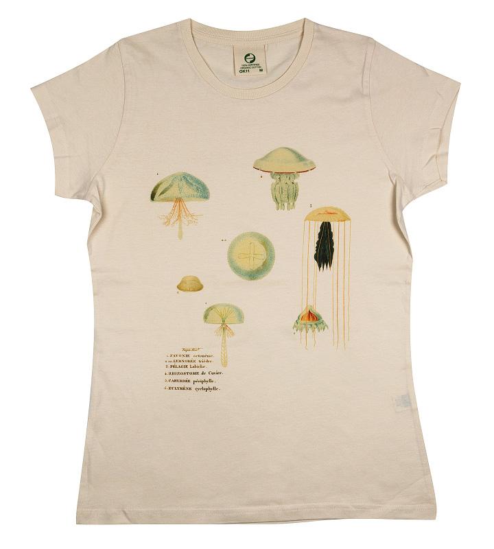 tričko medúza
